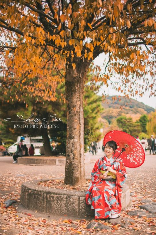 [海外婚紗] Masahiro & Chieh│日本京都│自助婚紗PRE-WEDDING(編號:507373) - Show Su Photography - 結婚吧