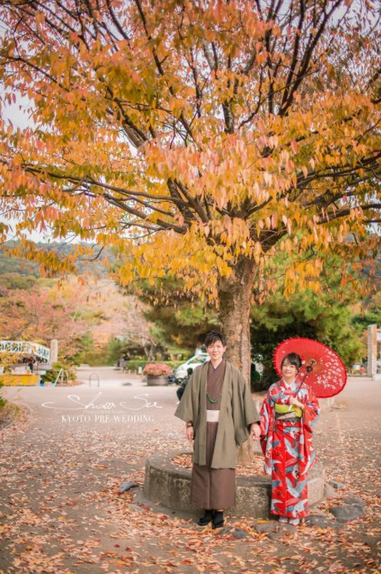 [京都婚紗] Masahiro & Chieh│日本京都│海外婚紗│自助婚紗│婚紗攝影PRE-WEDDING(編號:507374) - Show Su Photography - 結婚吧