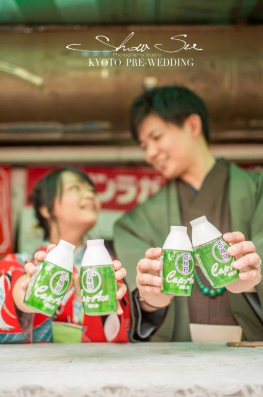 [京都婚紗] Masahiro & Chieh│日本京都│海外婚紗│自助婚紗│婚紗攝影PRE-WEDDING(編號:507376) - Show Su Photography《結婚吧》