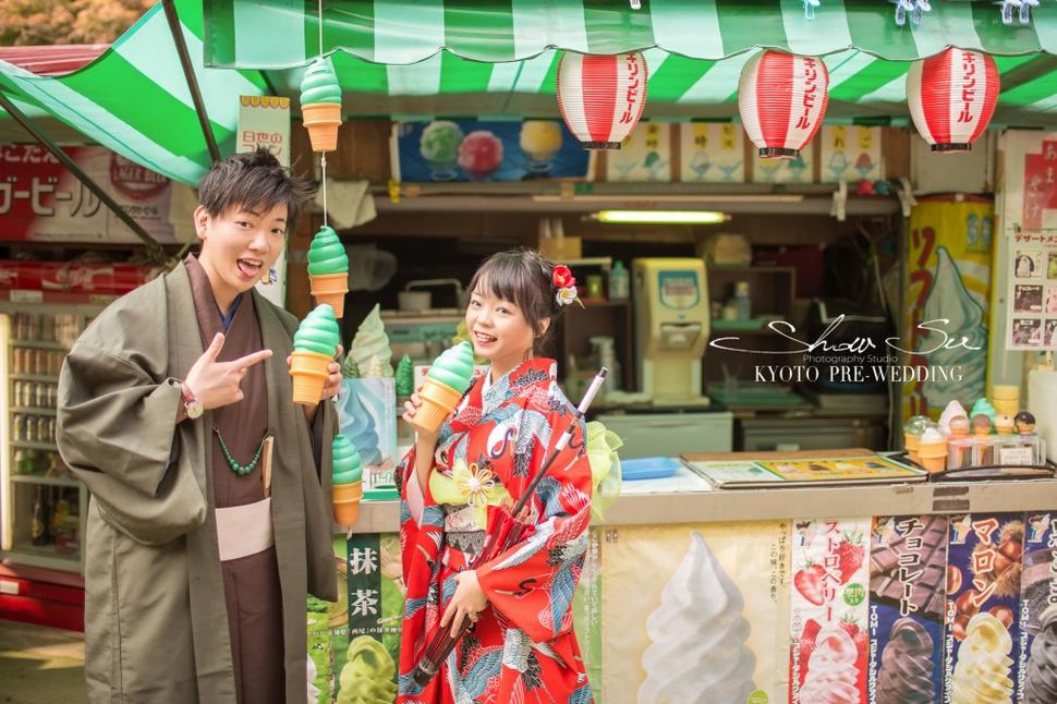 [京都婚紗] Masahiro & Chieh│日本京都│海外婚紗│自助婚紗│婚紗攝影PRE-WEDDING(編號:507377) - Show Su Photography《結婚吧》