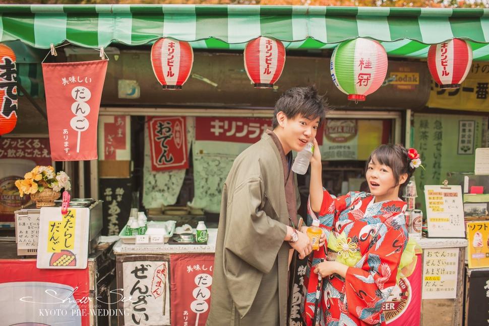 [海外婚紗] Masahiro & Chieh│日本京都│自助婚紗PRE-WEDDING(編號:507378) - Show Su Photography - 結婚吧