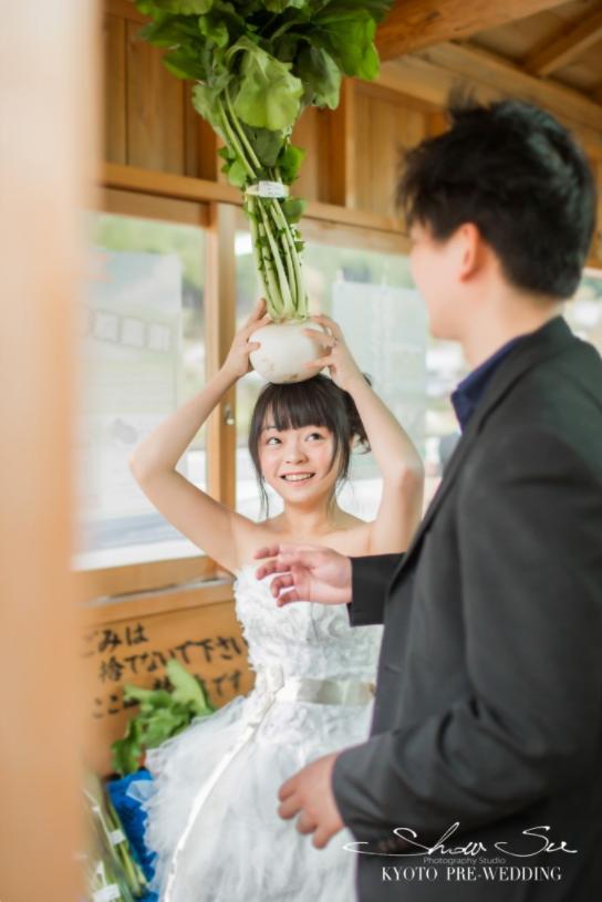 [京都婚紗] Masahiro & Chieh│日本京都│海外婚紗│自助婚紗│婚紗攝影PRE-WEDDING(編號:507380) - Show Su Photography《結婚吧》