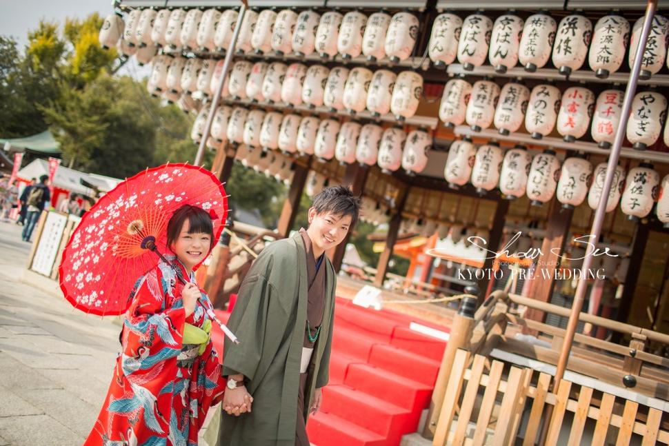 [海外婚紗] Masahiro & Chieh│日本京都│自助婚紗PRE-WEDDING(編號:507381) - Show Su Photography - 結婚吧