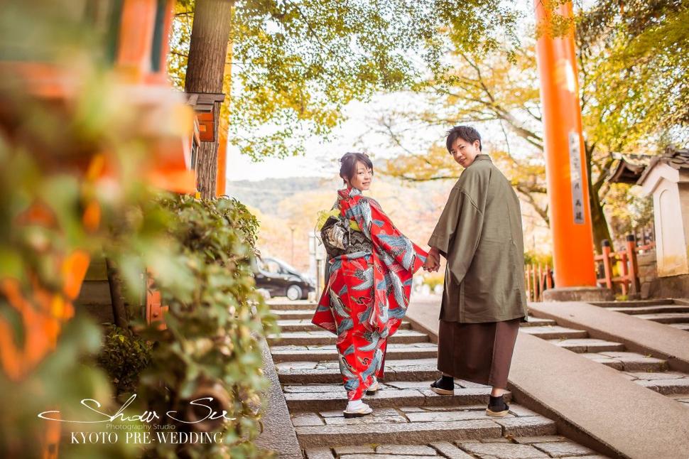 [京都婚紗] Masahiro & Chieh│日本京都│海外婚紗│自助婚紗│婚紗攝影PRE-WEDDING(編號:507382) - Show Su Photography《結婚吧》