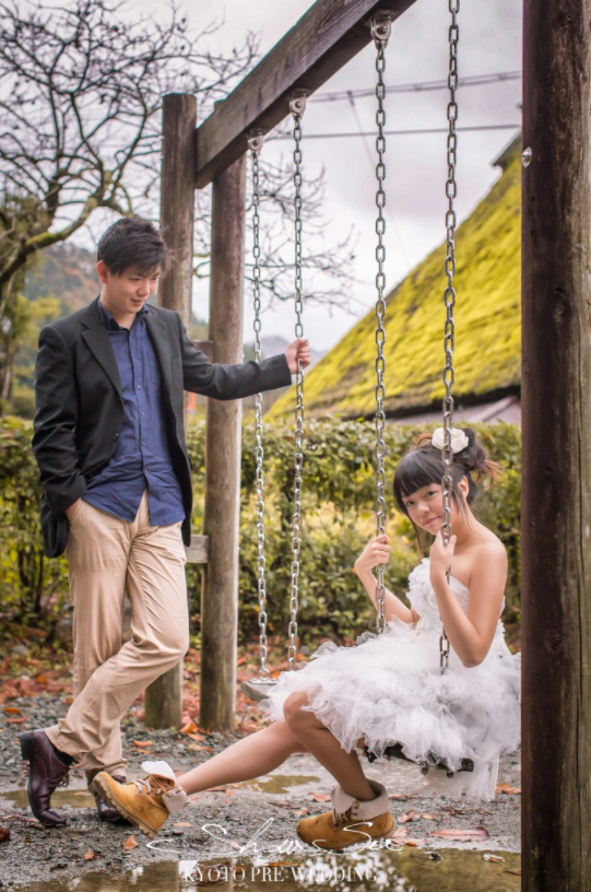 [海外婚紗] Masahiro & Chieh│日本京都│自助婚紗PRE-WEDDING(編號:507383) - Show Su Photography - 結婚吧
