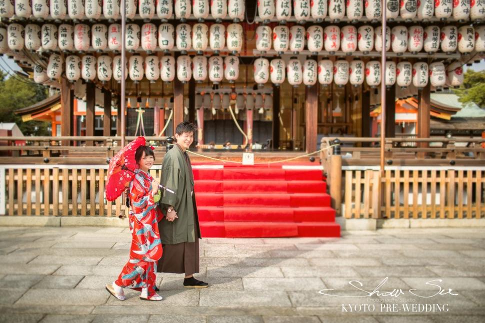 [海外婚紗] Masahiro & Chieh│日本京都│自助婚紗PRE-WEDDING(編號:507384) - Show Su Photography - 結婚吧