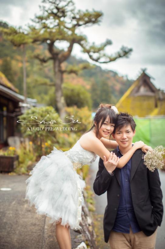 [京都婚紗] Masahiro & Chieh│日本京都│海外婚紗│自助婚紗│婚紗攝影PRE-WEDDING(編號:507386) - Show Su Photography - 結婚吧