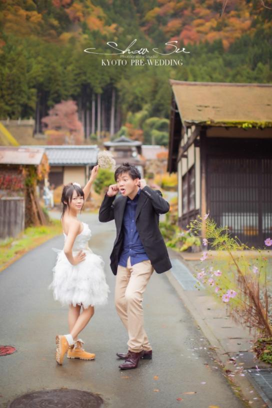 [京都婚紗] Masahiro & Chieh│日本京都│海外婚紗│自助婚紗│婚紗攝影PRE-WEDDING(編號:507387) - Show Su Photography《結婚吧》
