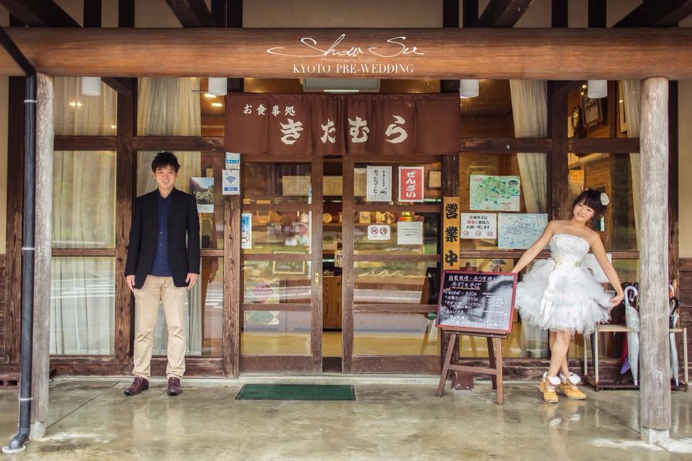 [京都婚紗] Masahiro & Chieh│日本京都│海外婚紗│自助婚紗│婚紗攝影PRE-WEDDING(編號:507389) - Show Su Photography - 結婚吧