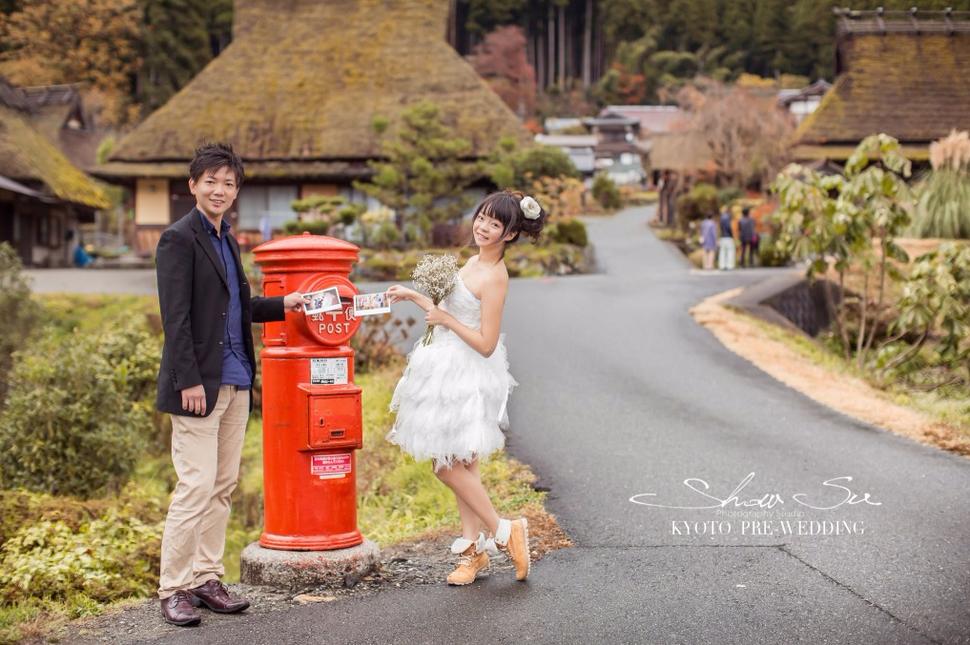 [京都婚紗] Masahiro & Chieh│日本京都│海外婚紗│自助婚紗│婚紗攝影PRE-WEDDING(編號:507390) - Show Su Photography《結婚吧》