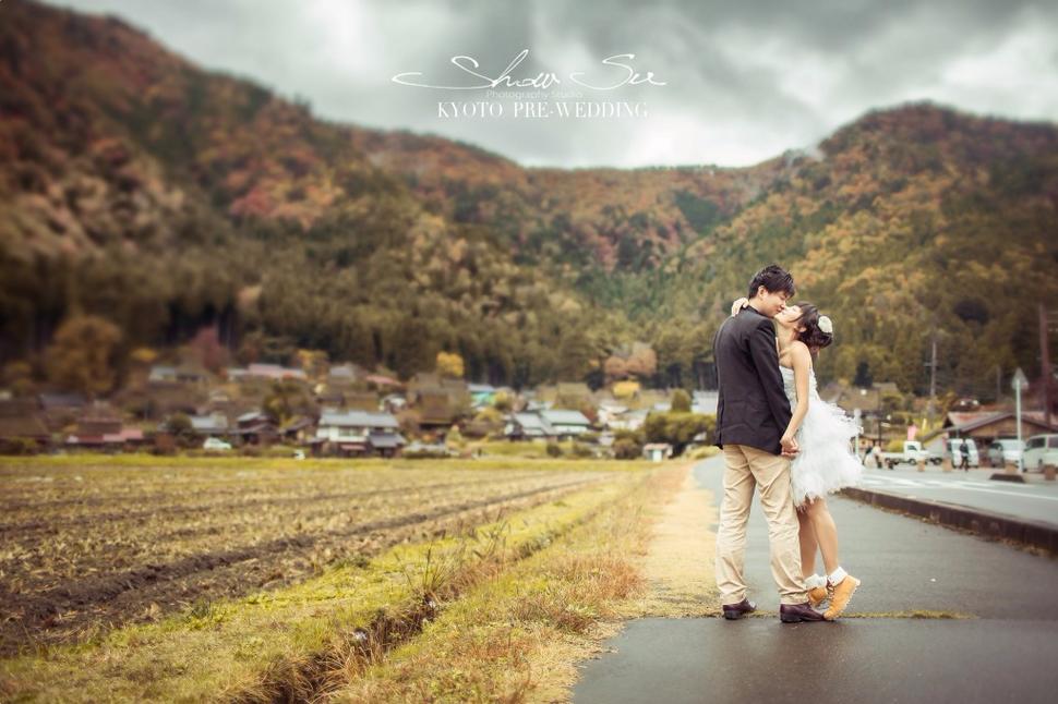 [海外婚紗] Masahiro & Chieh│日本京都│自助婚紗PRE-WEDDING(編號:507392) - Show Su Photography - 結婚吧