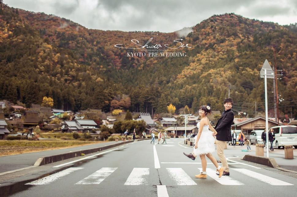 [京都婚紗] Masahiro & Chieh│日本京都│海外婚紗│自助婚紗│婚紗攝影PRE-WEDDING(編號:507393) - Show Su Photography《結婚吧》