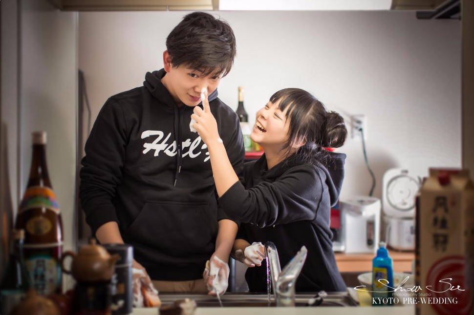 [海外婚紗] Masahiro & Chieh│日本京都│自助婚紗PRE-WEDDING(編號:507394) - Show Su Photography - 結婚吧