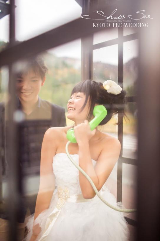 [京都婚紗] Masahiro & Chieh│日本京都│海外婚紗│自助婚紗│婚紗攝影PRE-WEDDING(編號:507395) - Show Su Photography《結婚吧》
