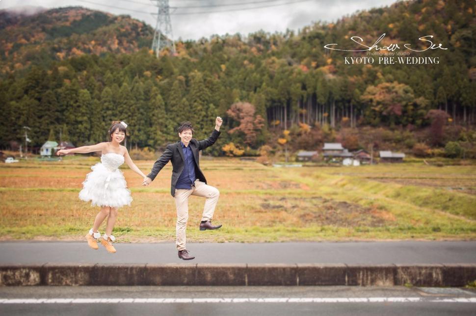 [京都婚紗] Masahiro & Chieh│日本京都│海外婚紗│自助婚紗│婚紗攝影PRE-WEDDING(編號:507398) - Show Su Photography《結婚吧》