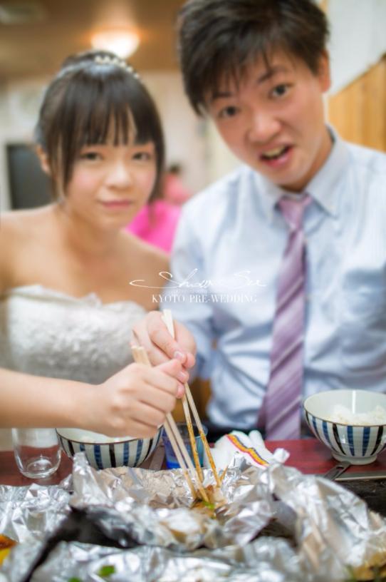 [京都婚紗] Masahiro & Chieh│日本京都│海外婚紗│自助婚紗│婚紗攝影PRE-WEDDING(編號:507405) - Show Su Photography - 結婚吧