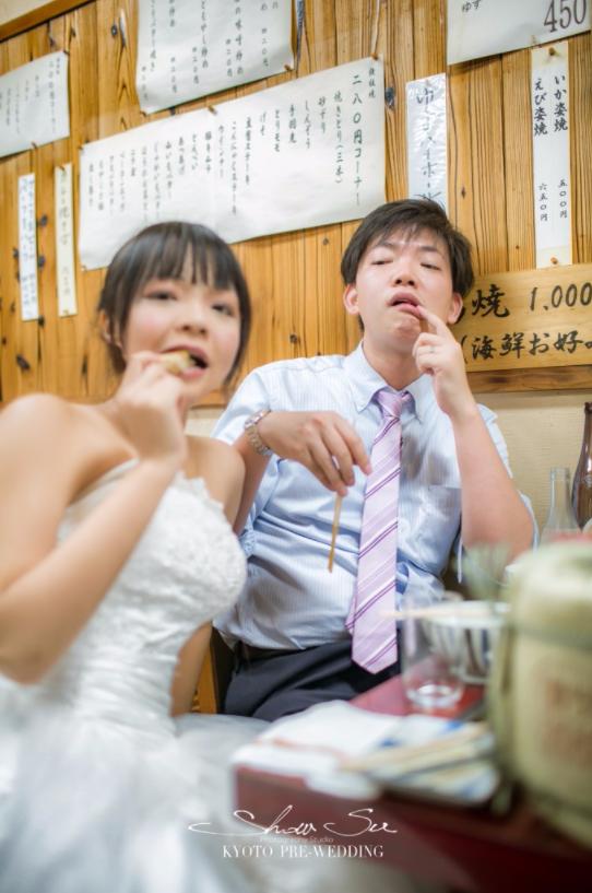 [京都婚紗] Masahiro & Chieh│日本京都│海外婚紗│自助婚紗│婚紗攝影PRE-WEDDING(編號:507407) - Show Su Photography《結婚吧》