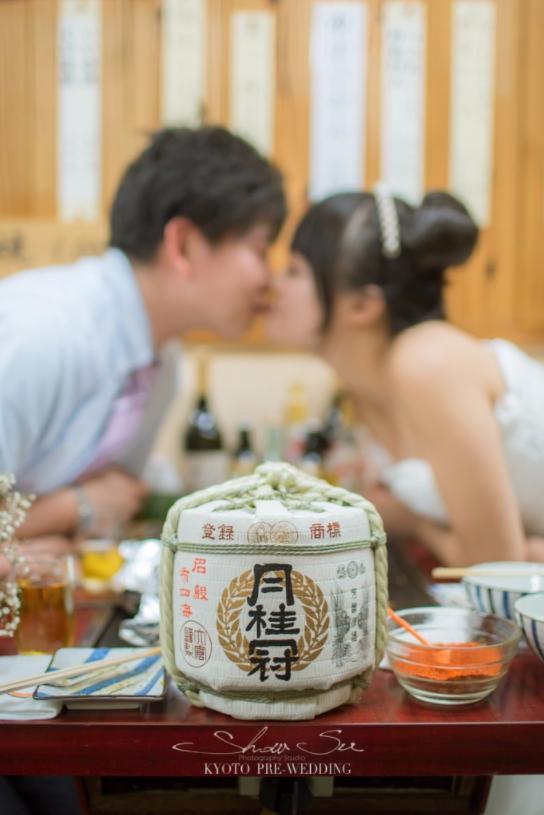 [京都婚紗] Masahiro & Chieh│日本京都│海外婚紗│自助婚紗│婚紗攝影PRE-WEDDING(編號:507409) - Show Su Photography - 結婚吧