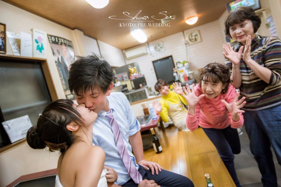 [京都婚紗] Masahiro & Chieh│日本京都│海外婚紗│自助婚紗│婚紗攝影PRE-WEDDING(編號:507410) - Show Su Photography《結婚吧》