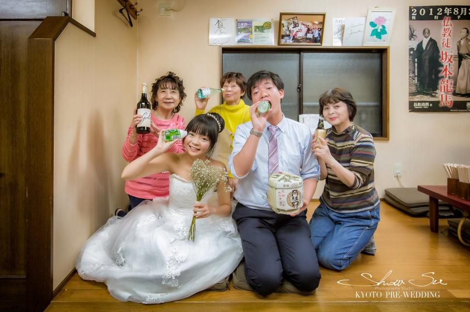 [京都婚紗] Masahiro & Chieh│日本京都│海外婚紗│自助婚紗│婚紗攝影PRE-WEDDING(編號:507411) - Show Su Photography《結婚吧》