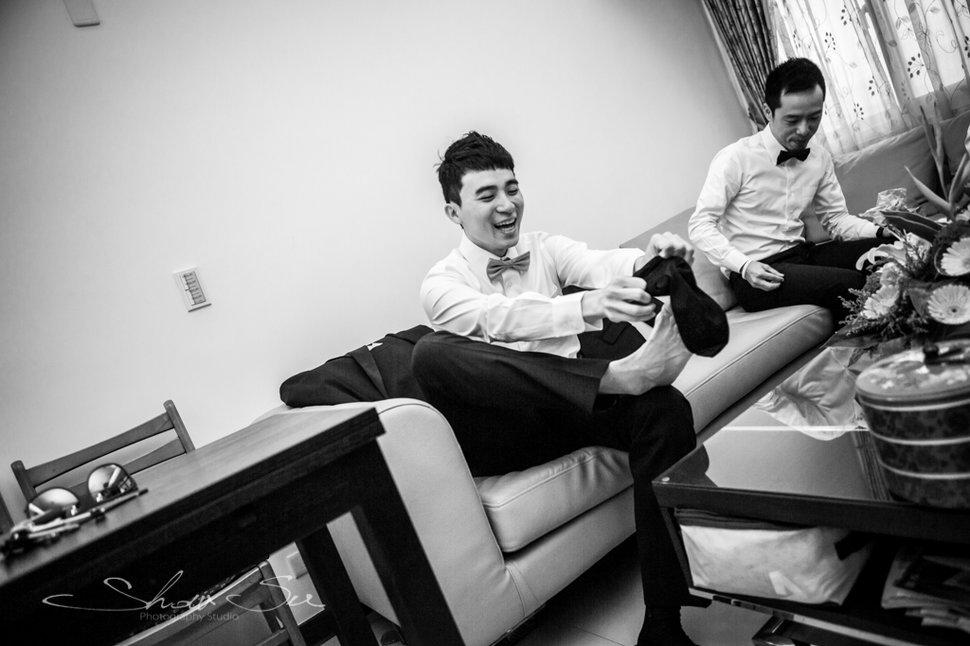 [婚攝] Andy & Ashley│台北@晶華酒店│迎娶午宴(編號:514059) - Show Su Photography - 結婚吧