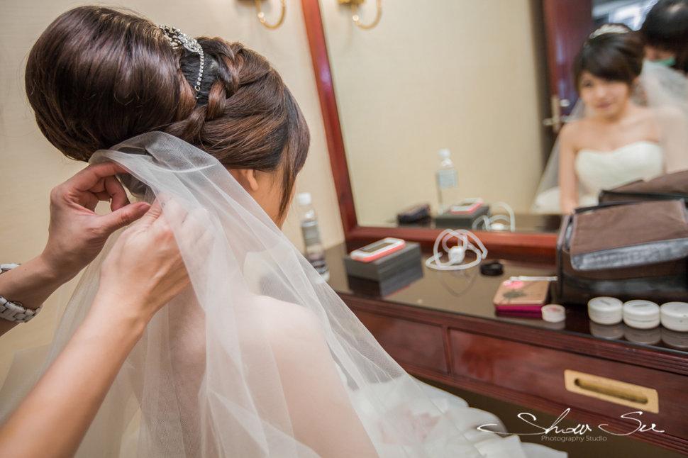 [婚攝] Andy & Ashley│台北@晶華酒店│迎娶午宴(編號:514063) - Show Su Photography - 結婚吧