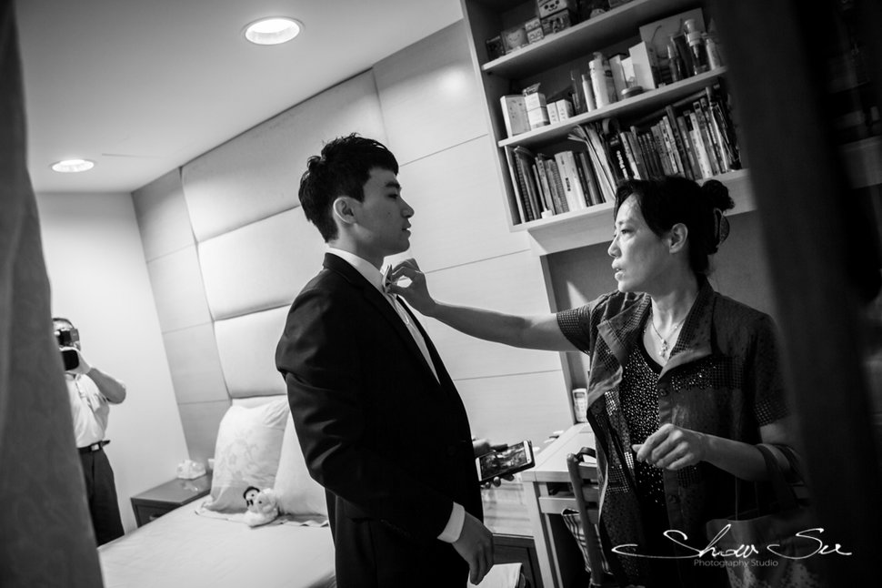 [婚攝] Andy & Ashley│台北@晶華酒店│迎娶午宴(編號:514065) - Show Su Photography《結婚吧》