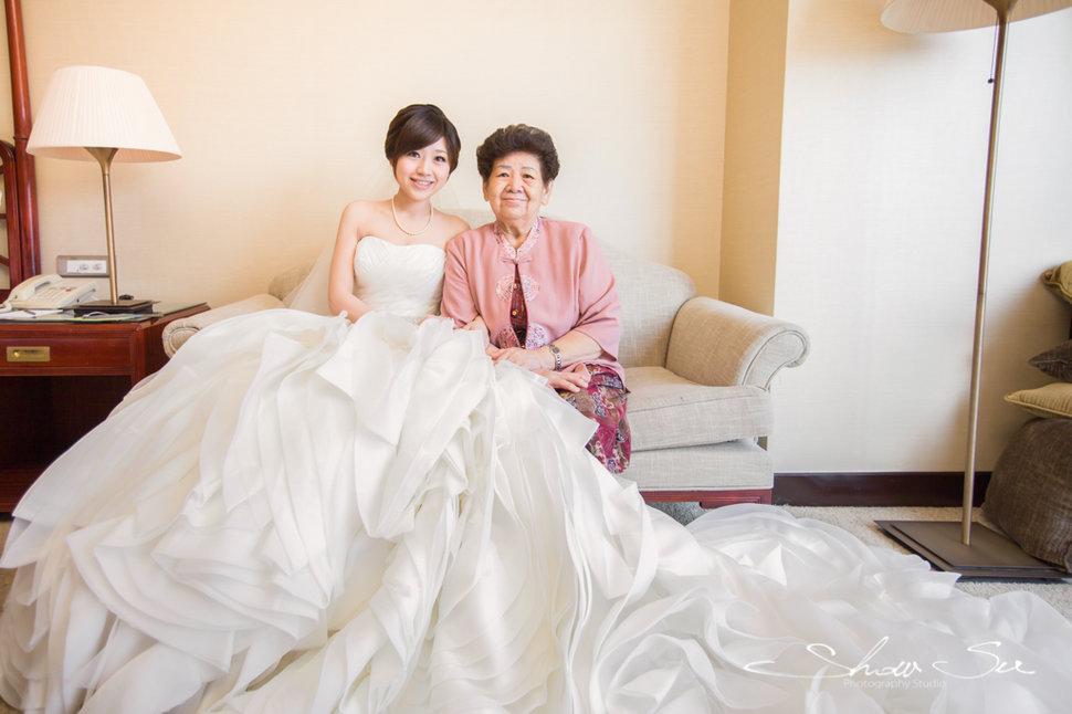 [婚攝] Andy & Ashley│台北@晶華酒店│迎娶午宴(編號:514067) - Show Su Photography - 結婚吧