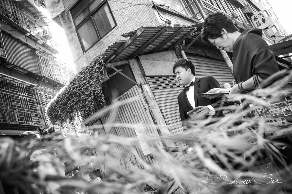 [婚攝] Andy & Ashley│台北@晶華酒店│迎娶午宴(編號:514069) - Show Su Photography - 結婚吧