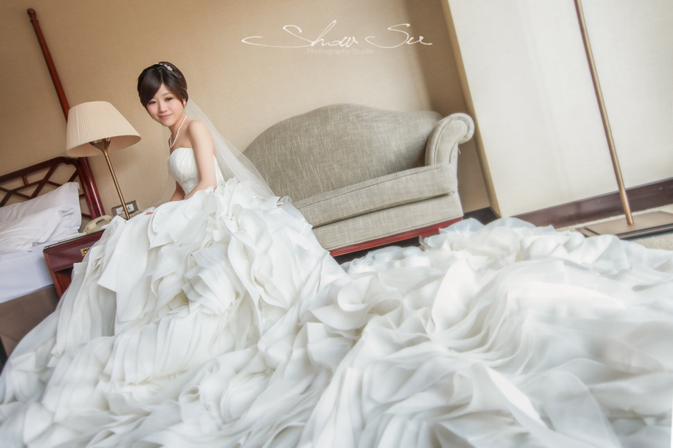 [婚攝] Andy & Ashley│台北@晶華酒店│迎娶午宴(編號:514070) - Show Su Photography - 結婚吧