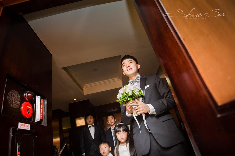 [婚攝] Andy & Ashley│台北@晶華酒店│迎娶午宴(編號:514074) - Show Su Photography - 結婚吧