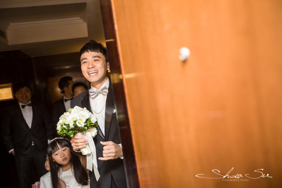 [婚攝] Andy & Ashley│台北@晶華酒店│迎娶午宴(編號:514077) - Show Su Photography - 結婚吧