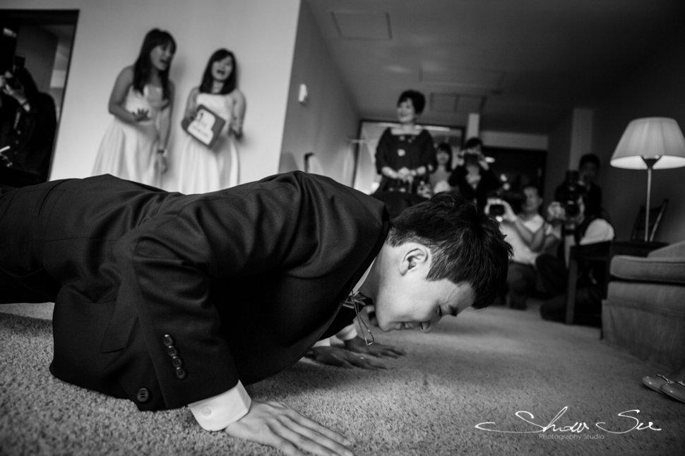 [婚攝] Andy & Ashley│台北@晶華酒店│迎娶午宴(編號:514078) - Show Su Photography《結婚吧》