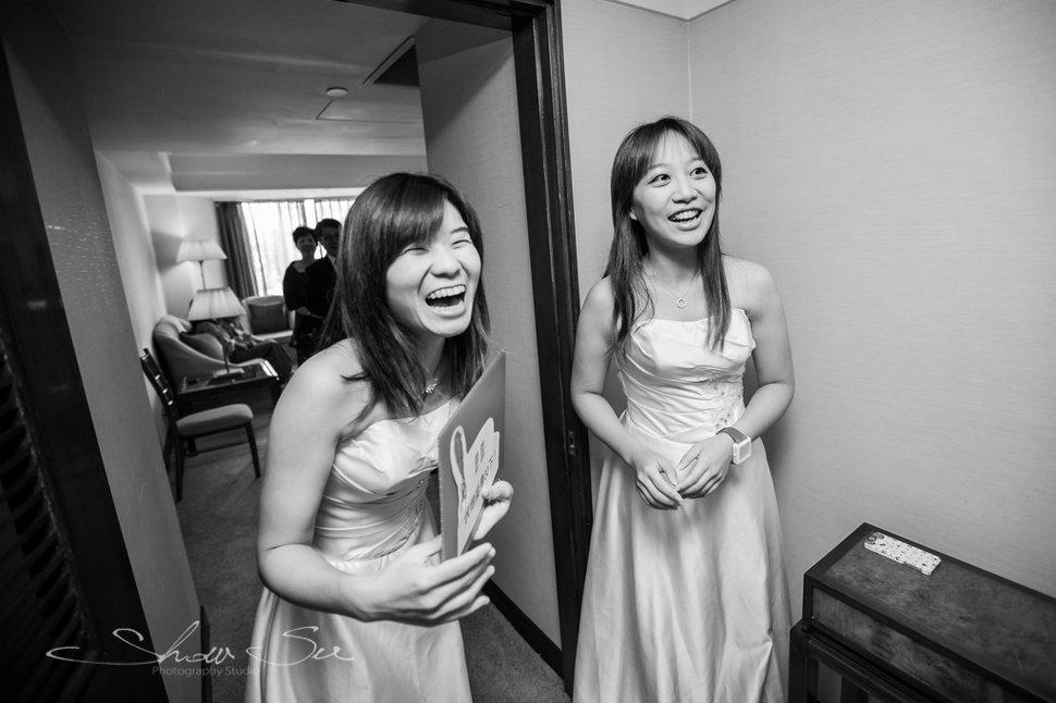 [婚攝] Andy & Ashley│台北@晶華酒店│迎娶午宴(編號:514079) - Show Su Photography - 結婚吧