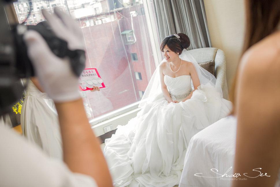 [婚攝] Andy & Ashley│台北@晶華酒店│迎娶午宴(編號:514080) - Show Su Photography《結婚吧》