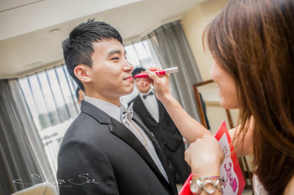 [婚攝] Andy & Ashley│台北@晶華酒店│迎娶午宴(編號:514083) - Show Su Photography《結婚吧》