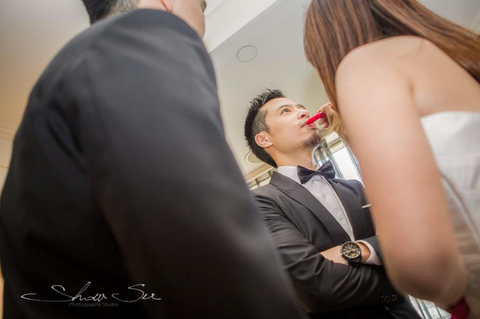 [婚攝] Andy & Ashley│台北@晶華酒店│迎娶午宴(編號:514084) - Show Su Photography - 結婚吧