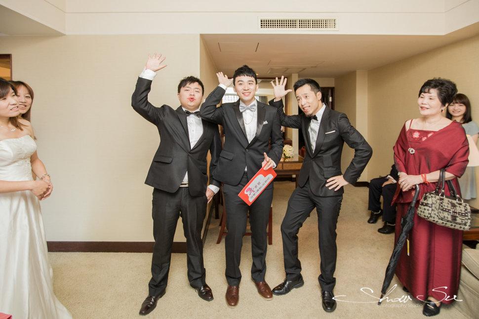 [婚攝] Andy & Ashley│台北@晶華酒店│迎娶午宴(編號:514087) - Show Su Photography - 結婚吧