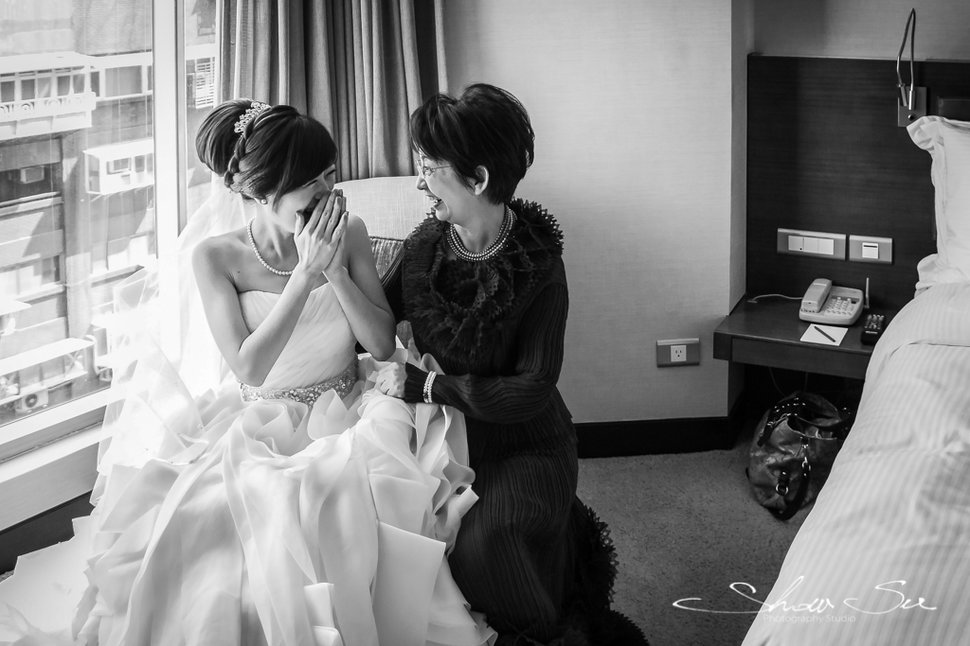 [婚攝] Andy & Ashley│台北@晶華酒店│迎娶午宴(編號:514092) - Show Su Photography《結婚吧》