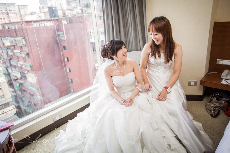 [婚攝] Andy & Ashley│台北@晶華酒店│迎娶午宴(編號:514093) - Show Su Photography - 結婚吧