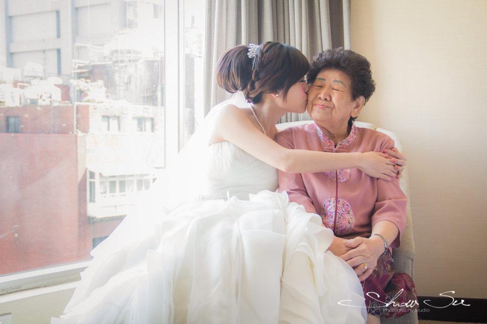 [婚攝] Andy & Ashley│台北@晶華酒店│迎娶午宴(編號:514095) - Show Su Photography - 結婚吧