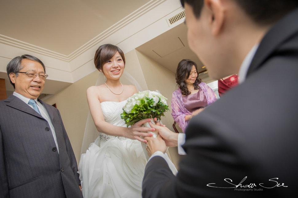 [婚攝] Andy & Ashley│台北@晶華酒店│迎娶午宴(編號:514096) - Show Su Photography - 結婚吧