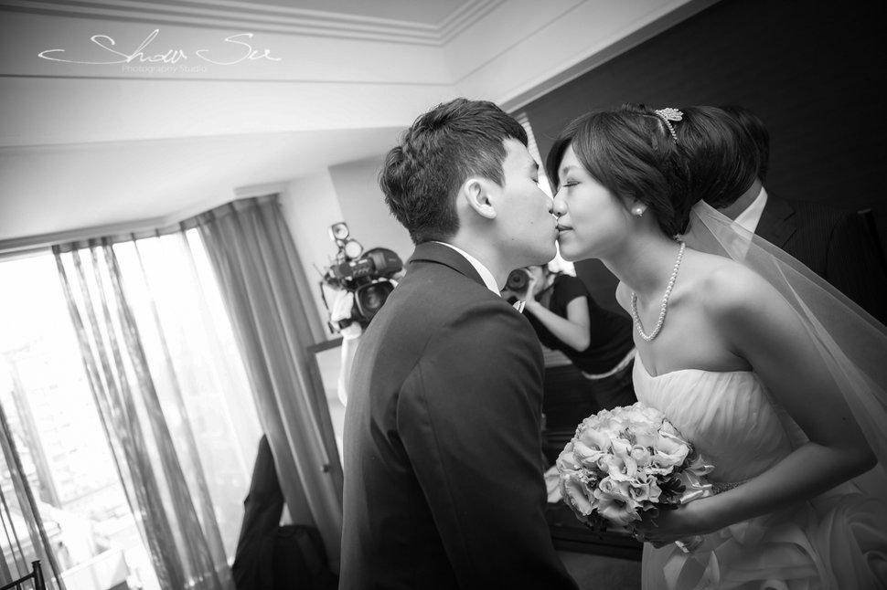 [婚攝] Andy & Ashley│台北@晶華酒店│迎娶午宴(編號:514097) - Show Su Photography - 結婚吧