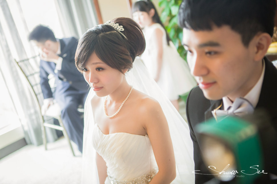 [婚攝] Andy & Ashley│台北@晶華酒店│迎娶午宴(編號:514101) - Show Su Photography - 結婚吧