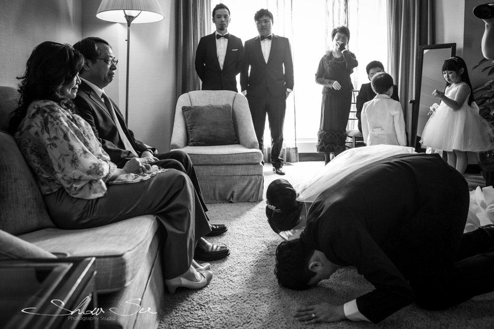 [婚攝] Andy & Ashley│台北@晶華酒店│迎娶午宴(編號:514102) - Show Su Photography - 結婚吧