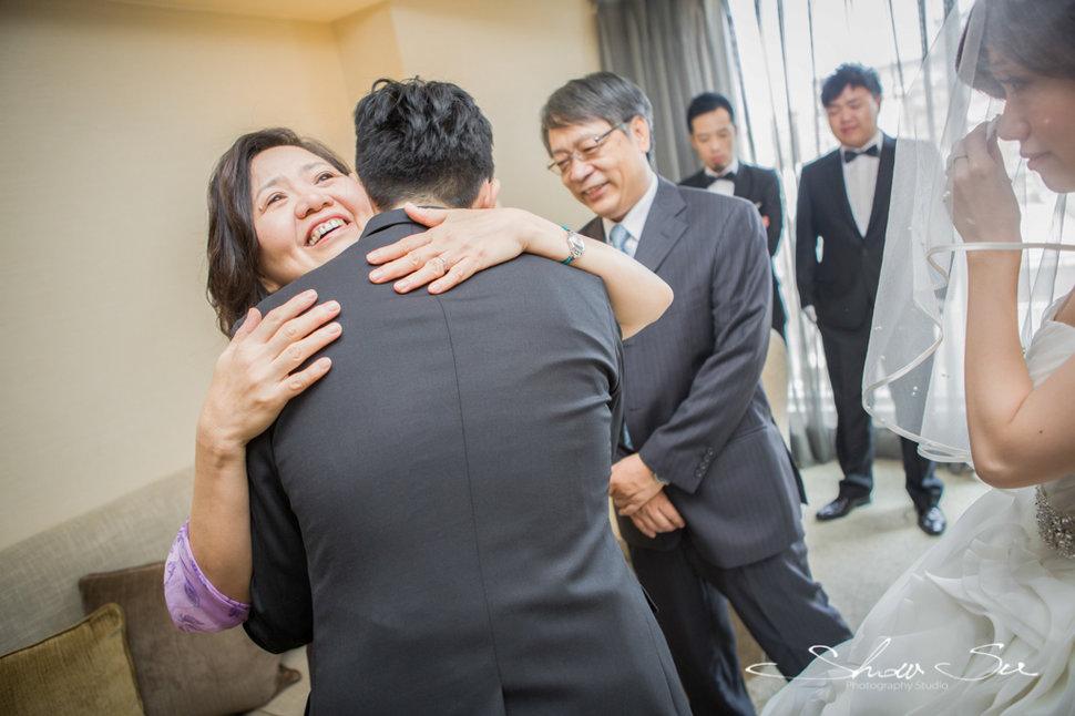 [婚攝] Andy & Ashley│台北@晶華酒店│迎娶午宴(編號:514111) - Show Su Photography《結婚吧》