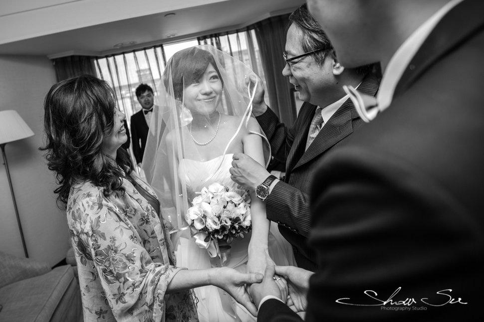 [婚攝] Andy & Ashley│台北@晶華酒店│迎娶午宴(編號:514112) - Show Su Photography - 結婚吧