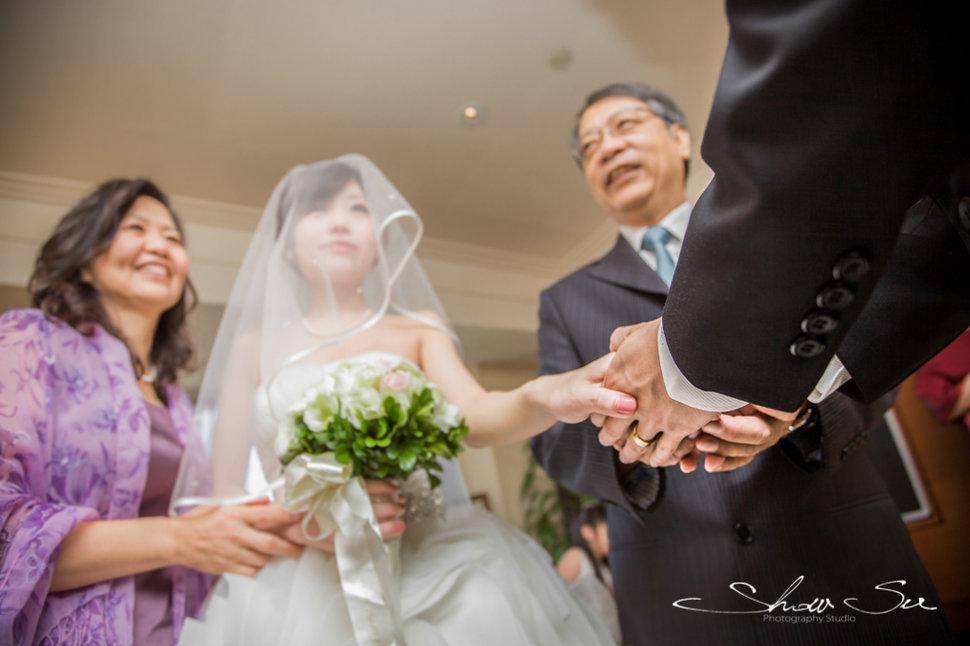 [婚攝] Andy & Ashley│台北@晶華酒店│迎娶午宴(編號:514113) - Show Su Photography - 結婚吧