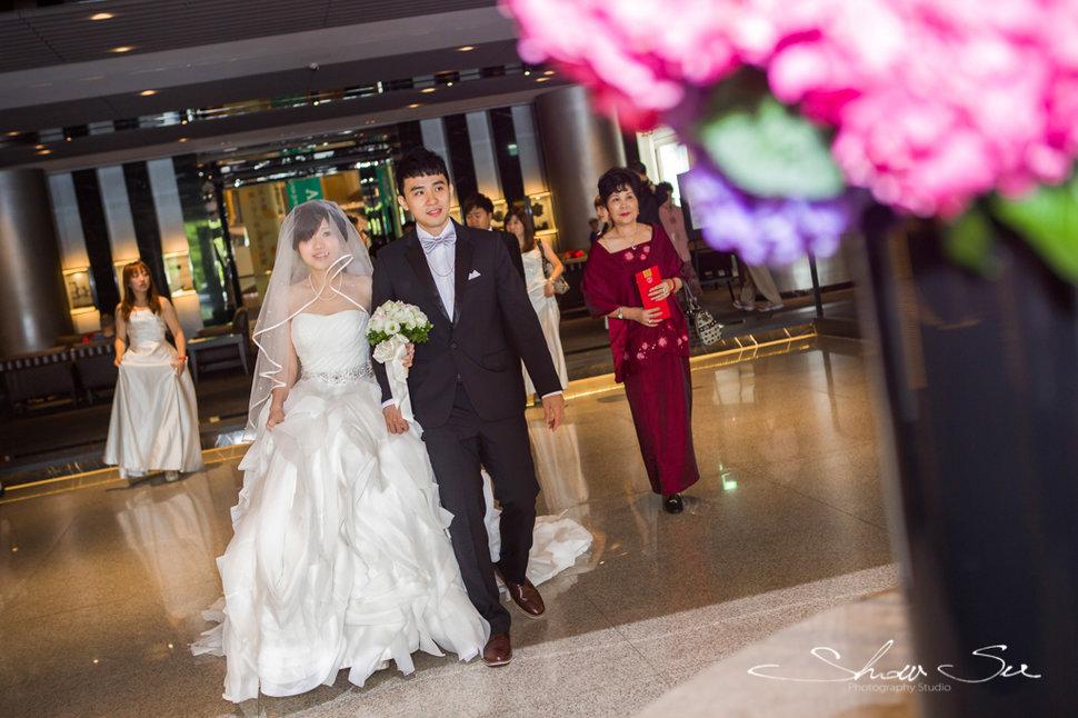 [婚攝] Andy & Ashley│台北@晶華酒店│迎娶午宴(編號:514115) - Show Su Photography - 結婚吧
