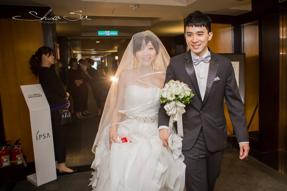 [婚攝] Andy & Ashley│台北@晶華酒店│迎娶午宴(編號:514118) - Show Su Photography - 結婚吧